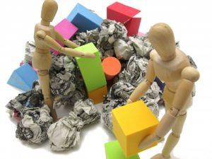 リサイクル業界の強みと弱み