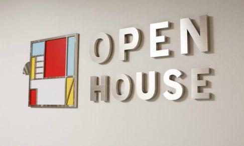 オープンハウスのロゴマーク