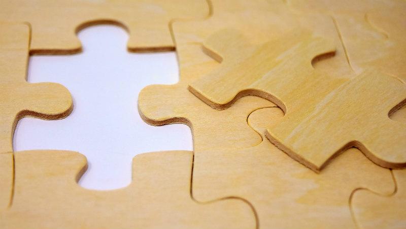 パズルのピース