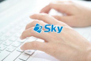 Sky株式会社のトップ画像